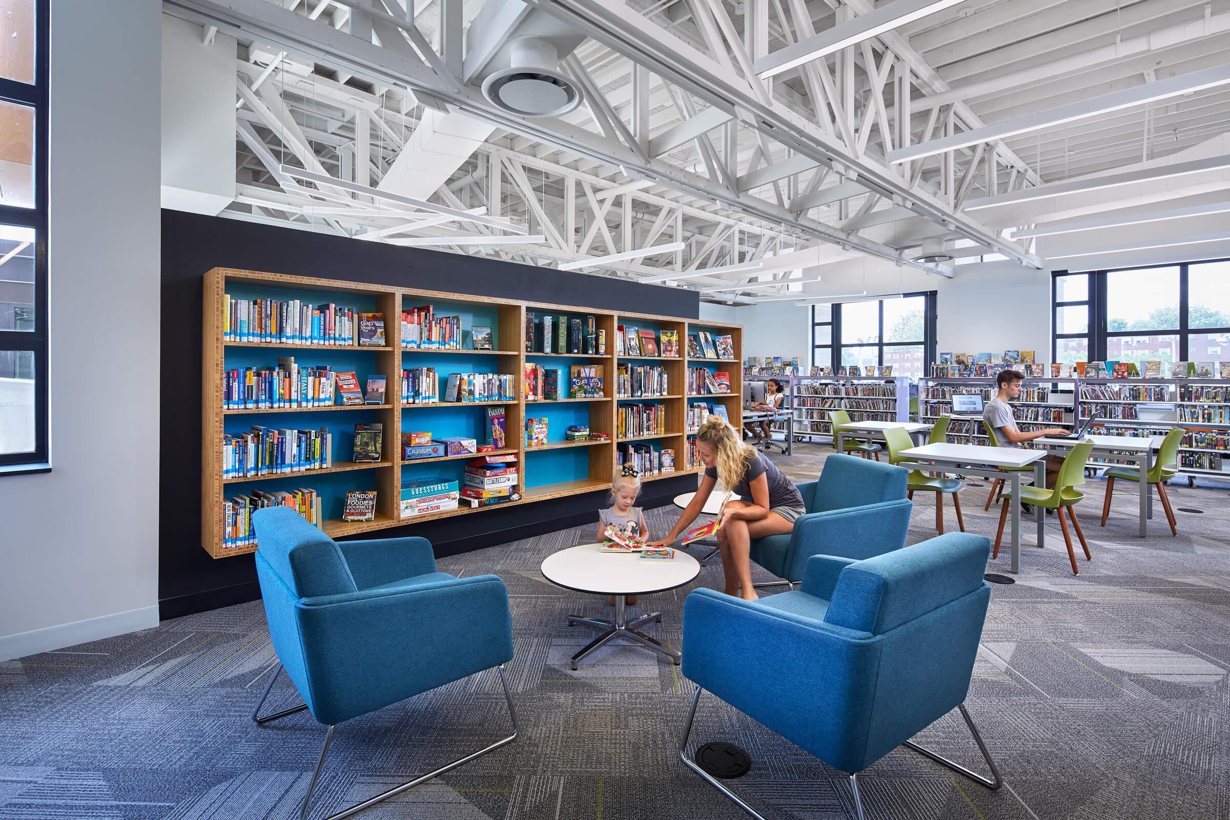 Baldwin Library interior2