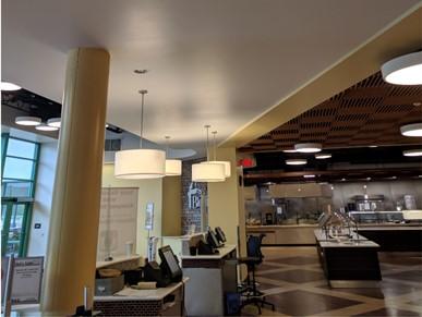 Bloomsburg University Kitchen