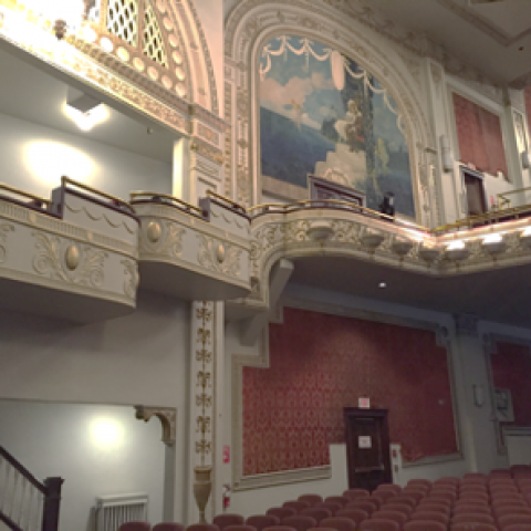 The Palace Theatre Upgrades
