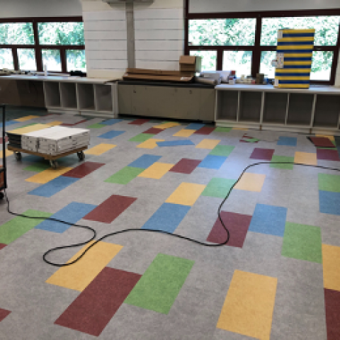 Penn Hills Charter School Bathrooms and STEM Lab Renovation
