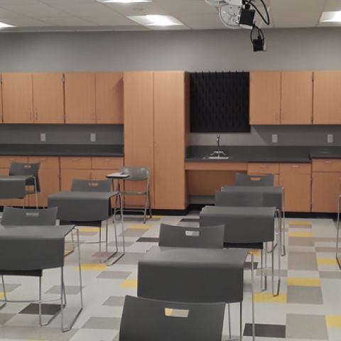 West Allegheny High School Science Rooms Renovations